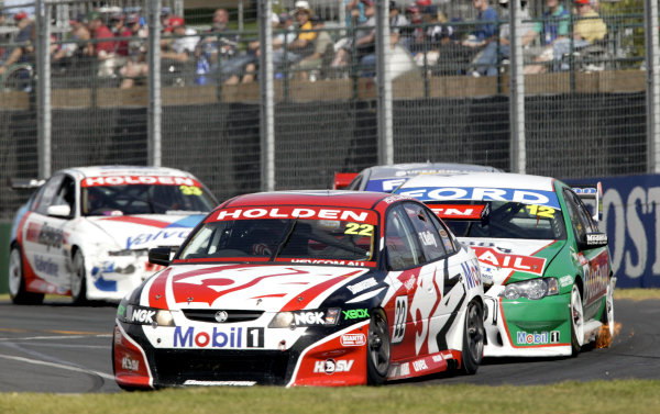 2004 Australian V8 Supercars.Non-Championship Round. Albert Park, Melbourne, 5th - 7th March.Todd Kelly in action in his VY Commodore. World Copyright: Mark Horsburgh/LAT Photographicref: Digital Image Only