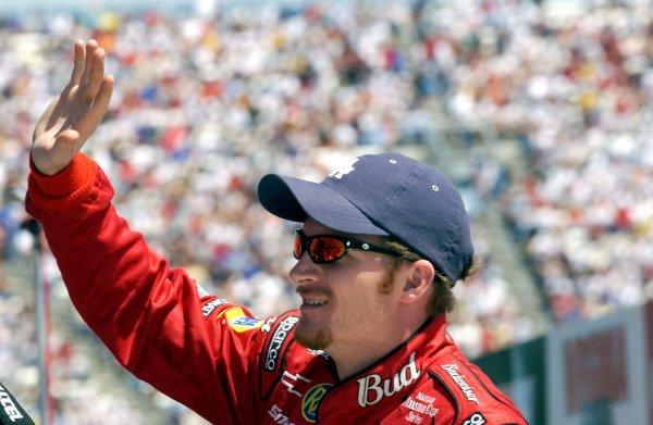 2003 NASCAR-Martinsville,Virginia 500 April 12-13 -Dale Earnhardt jr.-World Copyright -RobertLeSieur 2003LAT Photographic-ref: digital image