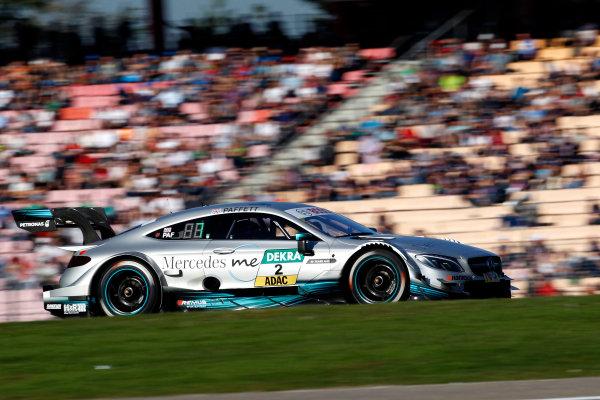 2017 DTM Round 9  Hockenheimring, Germany  Sunday 15 October 2017. Gary Paffett, Mercedes-AMG Team HWA, Mercedes-AMG C63 DTM  World Copyright: Alexander Trienitz/LAT Images ref: Digital Image 2017-DTM-HH2-AT3-2398