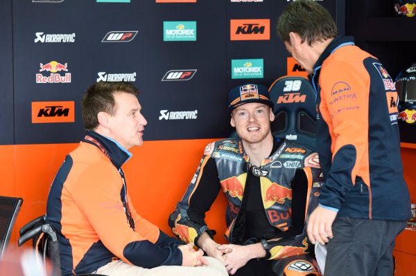 2017 MotoGP Championship - Round 14 Aragon, Spain. Friday 22 September 2017 Bradley Smith, Red Bull KTM Factory Racing World Copyright: Gold and Goose / LAT Images ref: Digital Image 693742