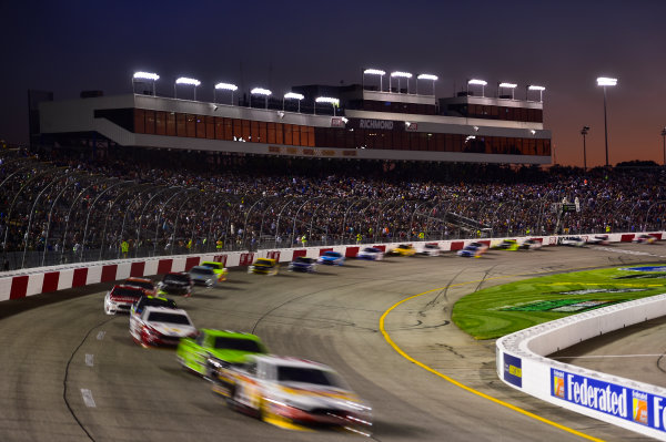Monster Energy NASCAR Cup Series Federated Auto Parts 400 Richmond Raceway, Richmond, VA USA Saturday 9 September 2017 Clint Bowyer, Stewart-Haas Racing, Rush Truck Centers Ford Fusion World Copyright: John K Harrelson / LAT Images