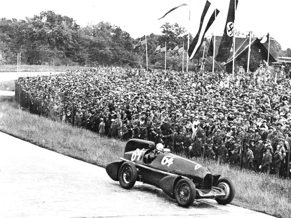 Avus, Berlin, Germany.