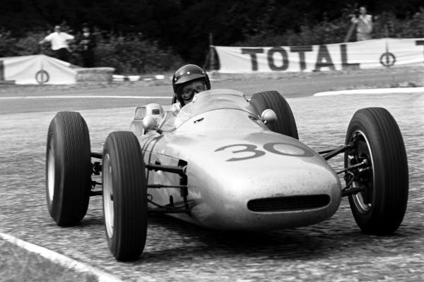Dan Gurney (USA) Porsche 804 took his first Grand Prix victory and the first for manufacturer Porsche.
