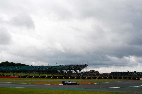 Silverstone, Northamptonshire, UK Friday 8 July 2016. Lewis Hamilton, Mercedes F1 W07 Hybrid. World Copyright: Hone/LAT Photographic ref: Digital Image _ONY7203