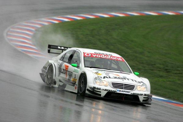 2006 DTM Championship.Round 2, Eurospeedway Lausitzring. 28th - 30th April 2006.Jamie Green (GBR), AMG-Mercedes, AMG-Mercedes C-KlasseWorld Copyright: Miltenburg/xpb cc/LATref: Digital Image Only