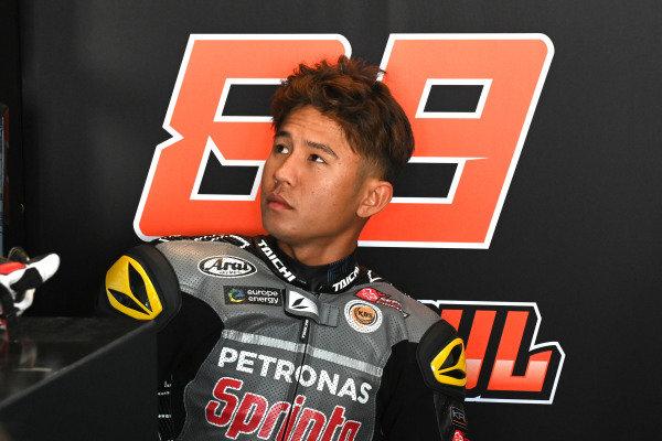 Khairul Idham Pawi, Petronas Sprinta Racing.