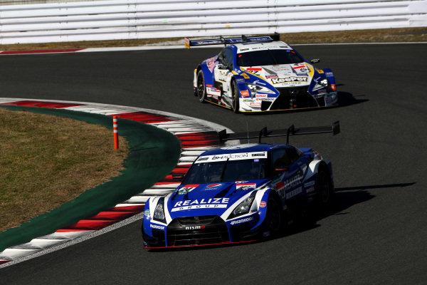 Jann Mardenborough, Kondo Racing Nissan GT-R NISMO GT500.