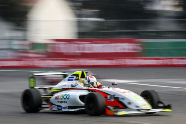 Moises De La Vara (MEX) Martiga EG RT at Formula 4 Series, Circuit Hermanos Rodriguez, Mexico City, Mexico, 27-29 October 2017.
