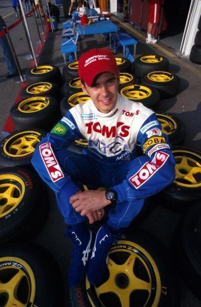 Race Winner Darren Manning (GBR) 46th Macau Formula Three Grand Prix, Macau, Hong Kong, 21 November 1999