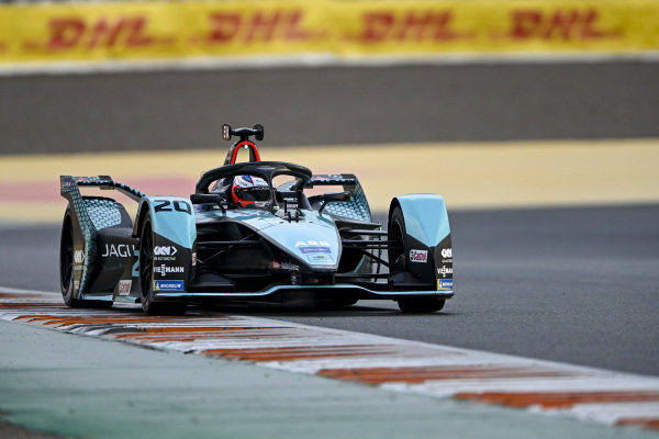 Mitch Evans (NZL), Jaguar Racing, Jaguar I-TYPE 5