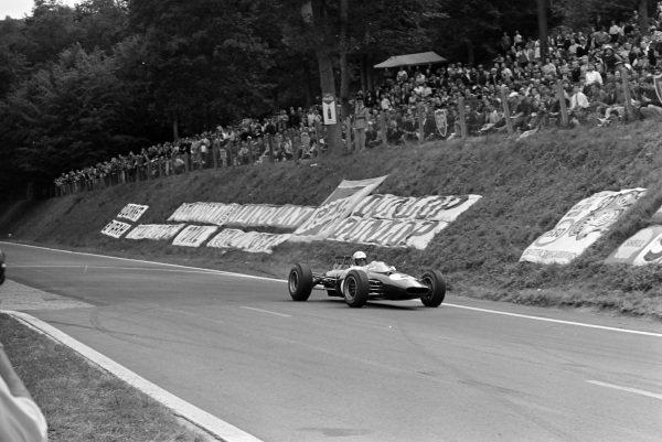 Jack Brabham, Brabham BT16 Ford.