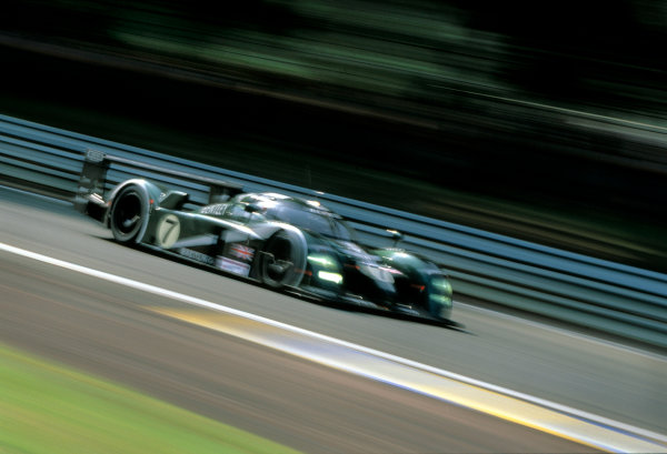 Le Mans, France. 14th - 15th June 2003.