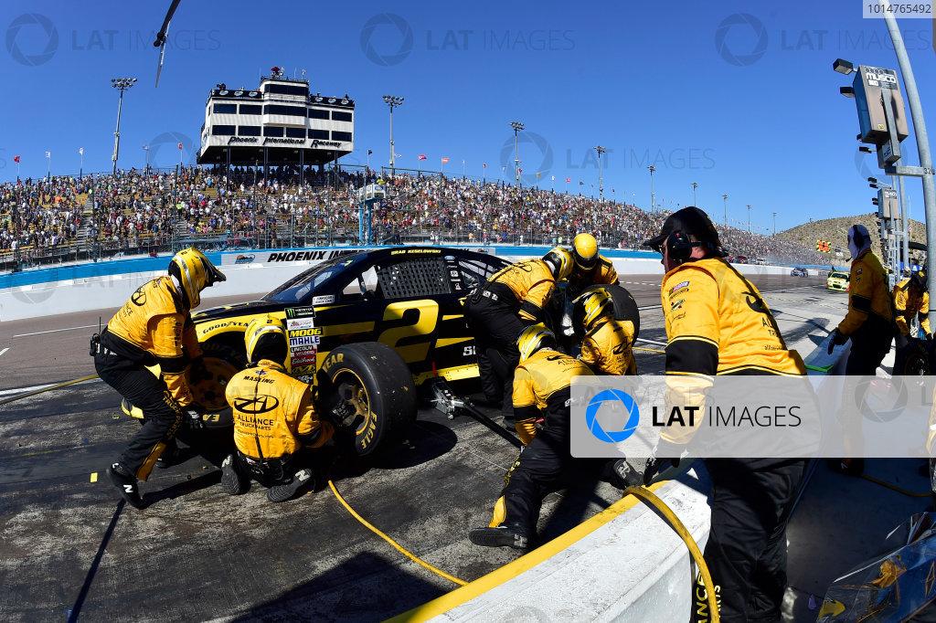 2017 Monster Energy NASCAR Cup Series Camping World 500 Phoenix International Raceway, Avondale, AZ USA Sunday 19 March 2017 Brad Keselowski World Copyright: Rusty Jarrett/LAT Images ref: Digital Image 17PHX1rj_2765