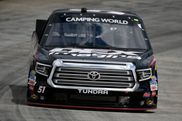 NASCAR Camping World Truck Series Alpha Energy Solutions 250 Martinsville Speedway, Martinsville, VA USA Friday 31 March 2017 Harrison Burton World Copyright: Scott R LePage/LAT Images ref: Digital Image lepage-170331-mv-0373