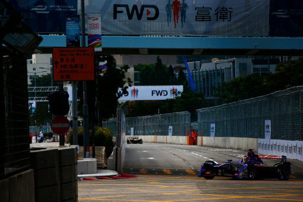 Suzuka Circuit, Japan. Sunday 09 October 2016. Jose Maria Lopez (37, DS Virgin Racing) World Copyright: Zak Mauger/LAT Photographic ref: Digital Image _X0W1890