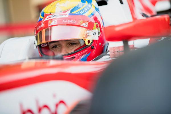 2017 FIA Formula 2 Round 11. Yas Marina Circuit, Abu Dhabi, United Arab Emirates. Friday 24 November 2017.Charles Leclerc (MCO, PREMA Racing).  Photo: Zak Mauger/FIA Formula 2. ref: Digital Image _56I9875
