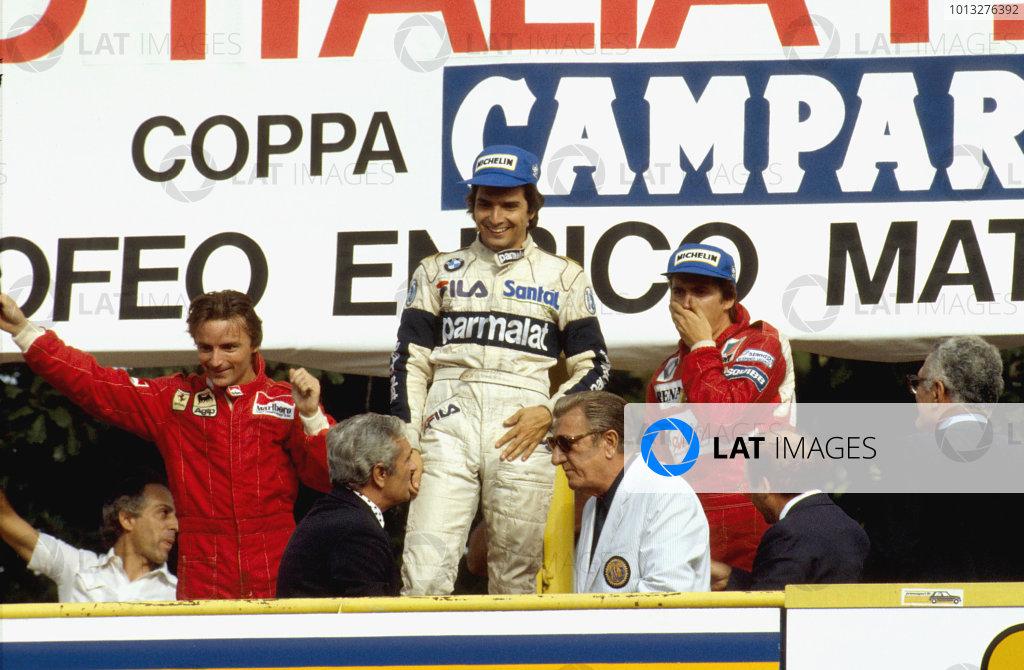 1983 Italian Grand Prix.
