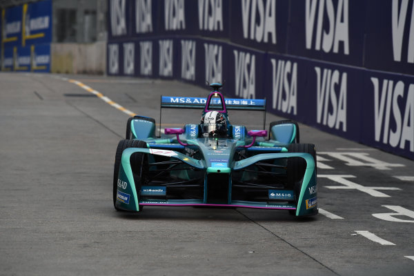 2017/2018 FIA Formula E Championship. Round 1 - Hong Kong, China. Saturday 02 December 2018. Kamui Kobayashi (JAP), MS + AD Andretti Formula E, Andretti ATEC-03. Photo: Mark Sutton/LAT/Formula E ref: Digital Image DSC_8310