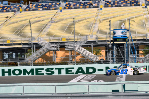 NASCAR Camping World Truck Series Ford EcoBoost 200 Homestead-Miami Speedway, Homestead, FL USA Friday 17 November 2017 Bayley Currey, Preferred Industrial Contractors Chevrolet Silverado World Copyright: Nigel Kinrade LAT Images