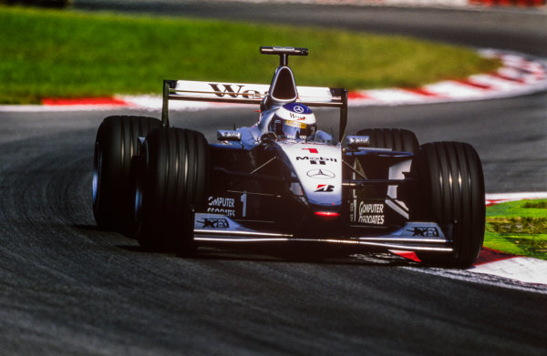1999 Italian Grand Prix.
