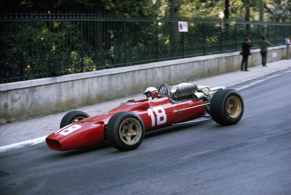 Lorenzo Bandini, Ferrari 312.