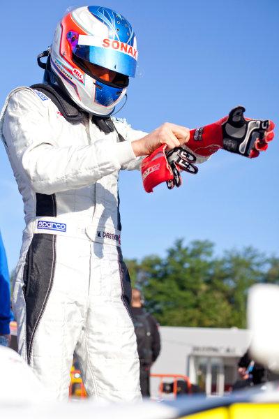 Circuit de Catalunya, Barcelona, Spain. 30th May 2011. Friday First Practice. Michael Christensen, (DEN, RSC Mucke Motorsport).  Portrait. Photo: Alastair Staley/GP3 Media Service. ref: Digital Image AS5D5840