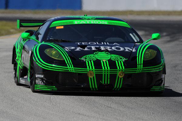 17-20 March 2010, Sebring, Florida, USA#02 Extreme Speed Motorsports Ferrari 430 GTC©Dan R. Boyd, USA LAT Photographic
