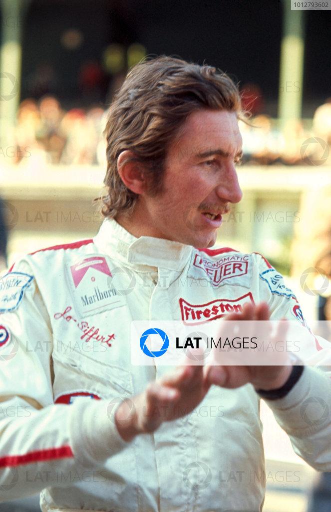 1971 F1 World Championship.