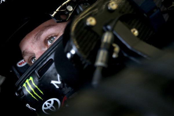 #18: Riley Herbst, Joe Gibbs Racing, Toyota Supra Monsters
