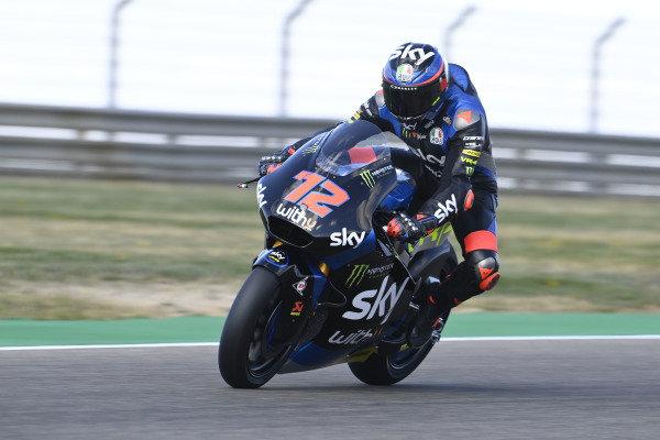Marco Bezzecchi, Sky Racing Team VR46 .