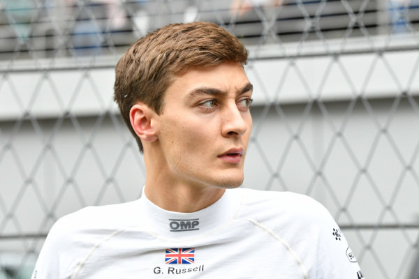 George Russell, Williams