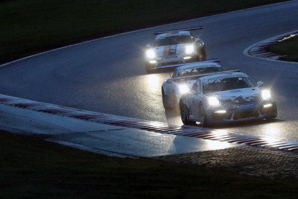 Will Martin - Richardson Racing Porshce Carrera Cup