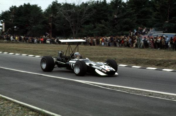 1968 United States Grand Prix.Watkins Glen, New York, USA.4-6 October 1968.Vic Elford (Cooper T86B BRM).Ref-68 USA 47.World Copyright - LAT Photographic