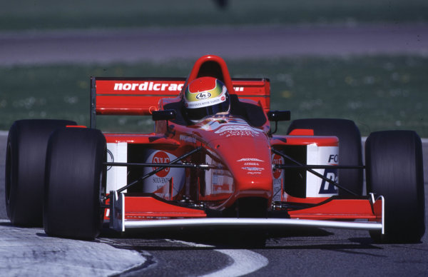 FIA International F3000 Championship Imola, Italy. 7-9/4/2000 Justin Wilson, Nordic Racing photo: World - LAT Photographic
