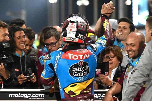 Xavi Vierge, Marc VDS Racing.