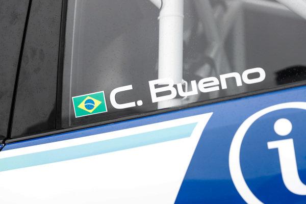 Cacá Bueno's (BRA), Jaguar Brazil Racing