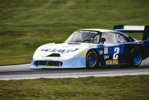 John Fitzpatrick / David Hobbs, Porsche 935.