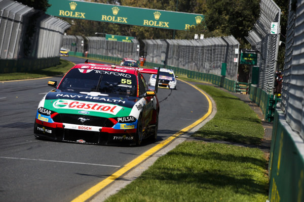 Chaz Mostert, Tickford Racing, Ford