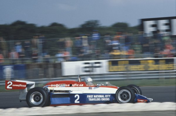 Silverstone, Great Britain. 1st October 1978.