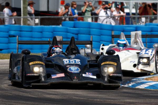 Sebring, Florida, USA. 15th-17th March 2012,Scott Tucker/Christophe Bouchut/Joao Barbosa - Level 5 Motorsports HPD ARX-03b HondaWorld Copyright: Ebrey/LAT Photographic.