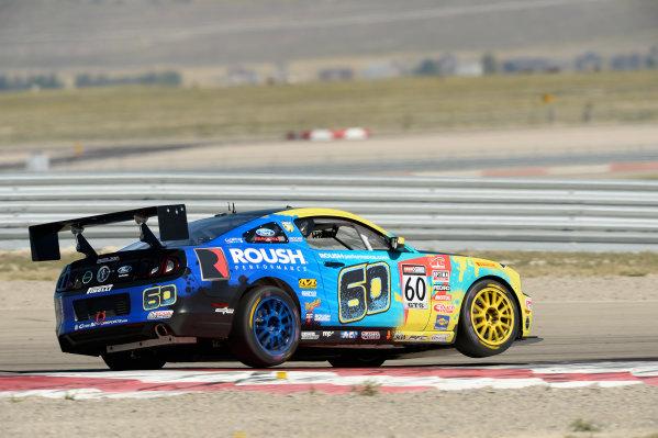 11-13 September,  2014, Tooele,  Utah,  USA #60, Ford Mustang Boss 302, Jack Roush Jr. ©2014, Richard Dole LAT USA