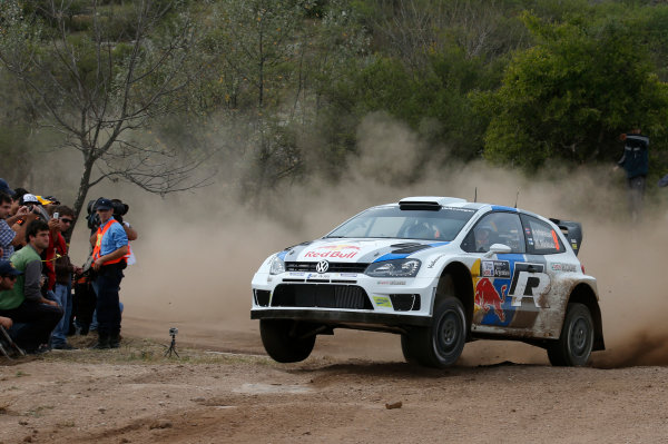 2013 World Rally Championship Rally Argentina 1st - 4th May 2013 Andreas Mikkelsen, VW, action Worldwide Copyright: McKlein/LAT