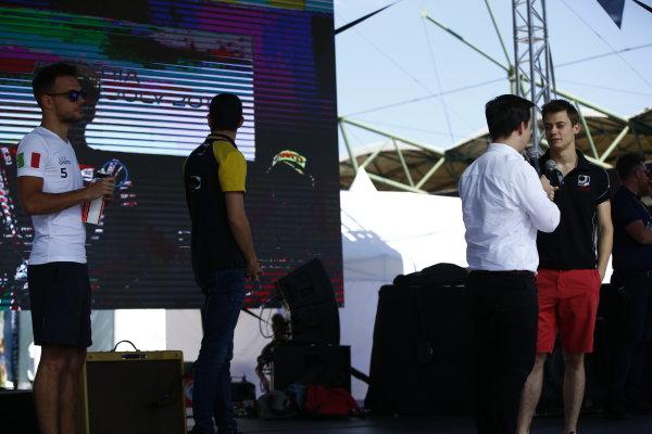 2017 FIA Formula 2 Round 7. Hungaroring, Budapest, Hungary. Saturday 29 July 2017. Louis Deletraz (SUI, Racing Engineering).  Photo: Andy Hone/FIA Formula 2. ref: Digital Image _ONY0694