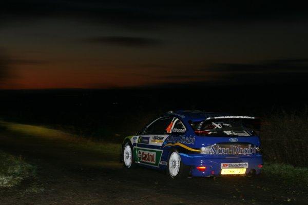 2007 World Rally ChampionshipRally Ireland 15th-18th November 2007,Mikko Hirvonen, Ford, actionWorld Copyright: McKlein/LAT
