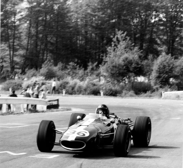 Spa-Francorchamps, Belgium. 18 June 1967.