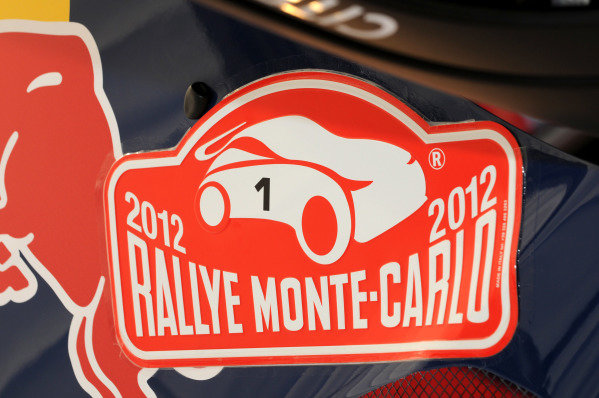 Rally logo.