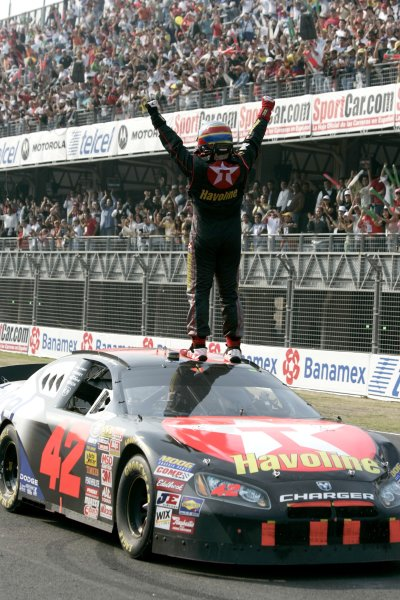 2-4 March 2007, Autodromo Hermanos Rodriguez, Mexico City, DF.