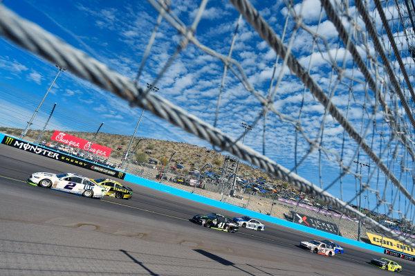 Monster Energy NASCAR Cup Series Can-Am 500 Phoenix Raceway, Avondale, AZ USA Sunday 12 November 2017 Brad Keselowski, Team Penske, Miller Lite Ford Fusion World Copyright: Nigel Kinrade LAT Images