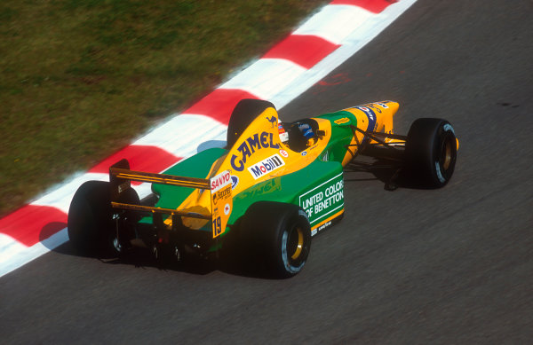1992 Belgian Grand Prix.
