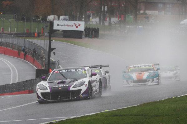 Chris Salkeld - Assetto Motorsport Ginetta G55